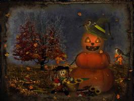 Happy Autumn by LindArtz