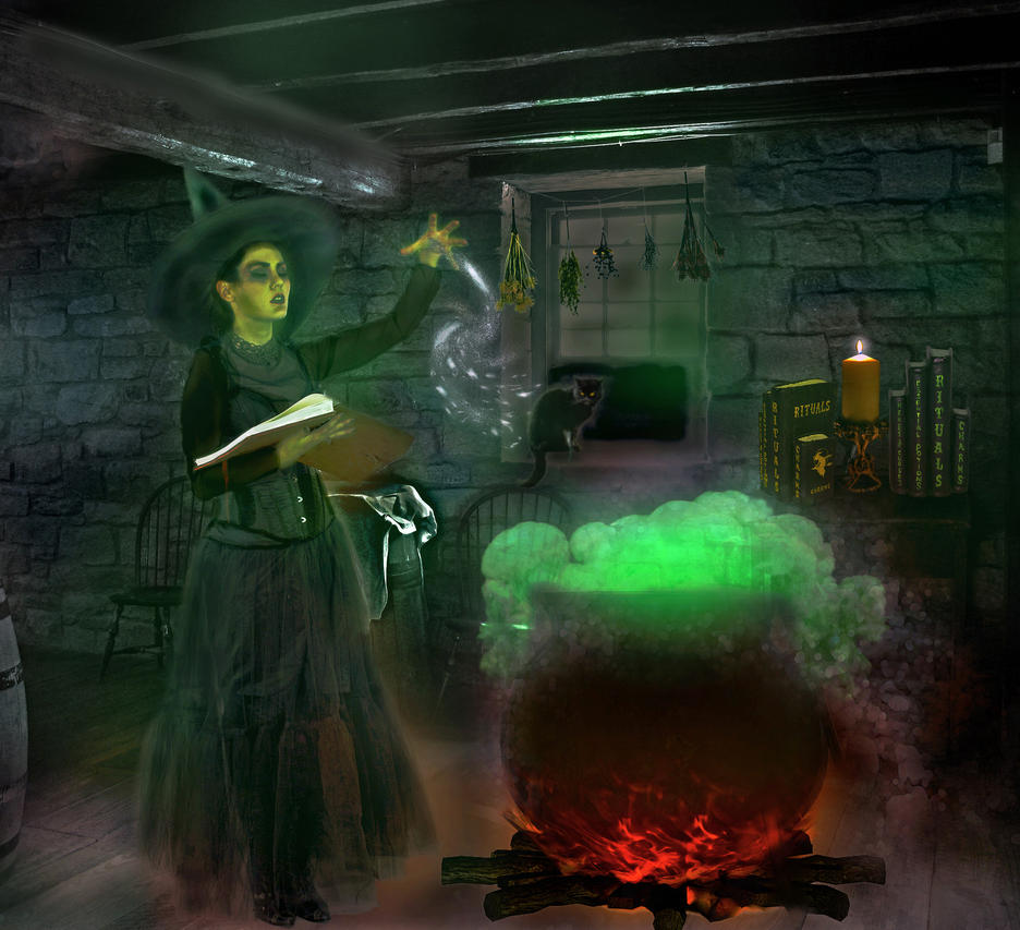 hocus pocus games witches cauldron