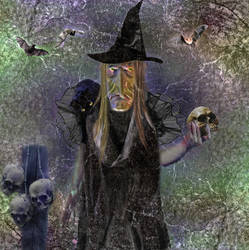 Season of the Witch by LindArtz