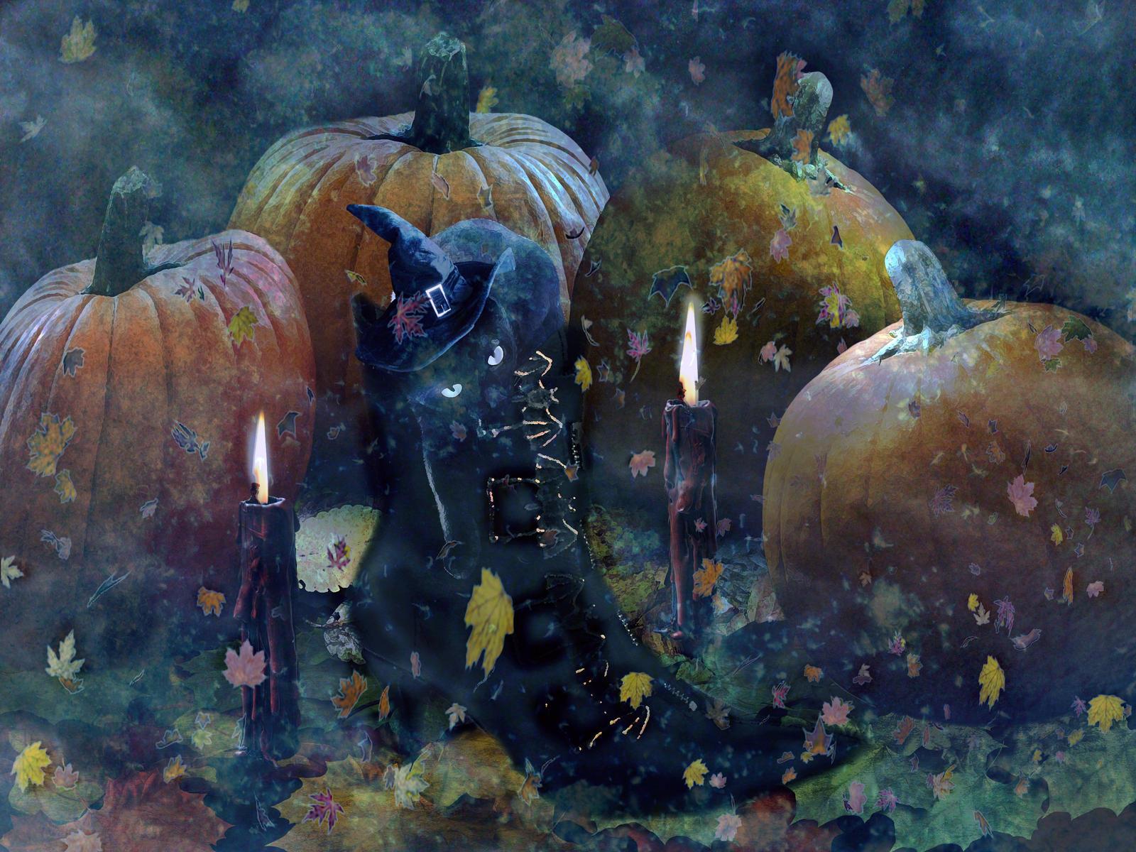Happy Halloween by LindArtz
