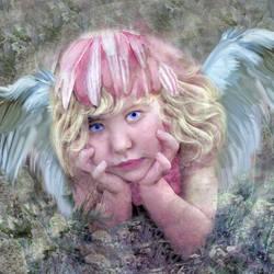 Flower Child 2   by LindArtz