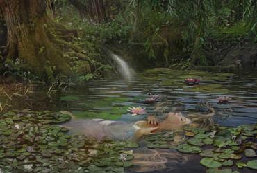Ophelia by LindArtz