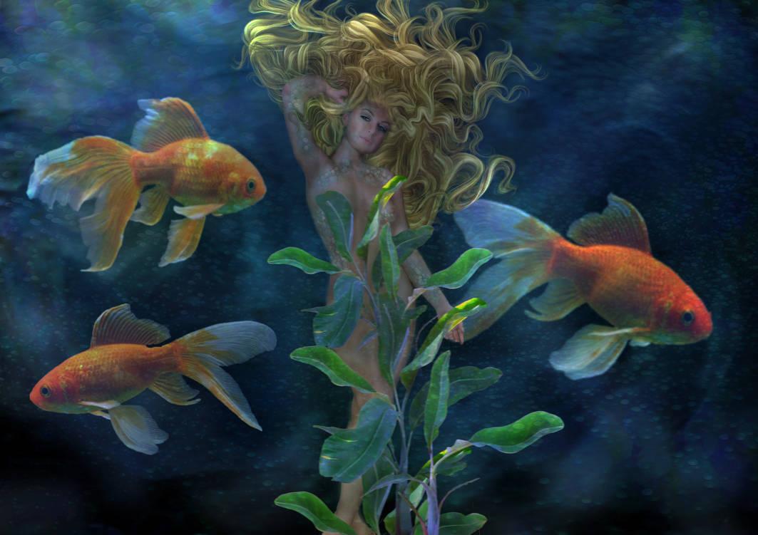 Pisces  by LindArtz