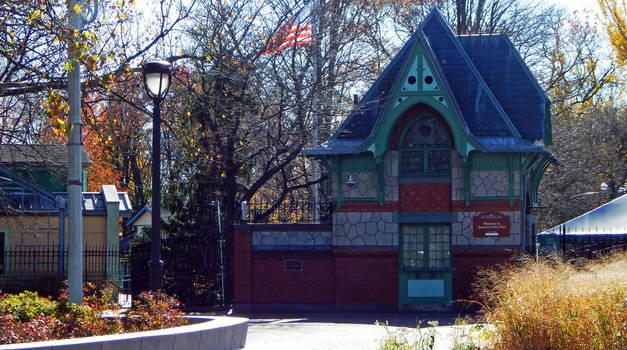 Philadelphia Zoo Entrance