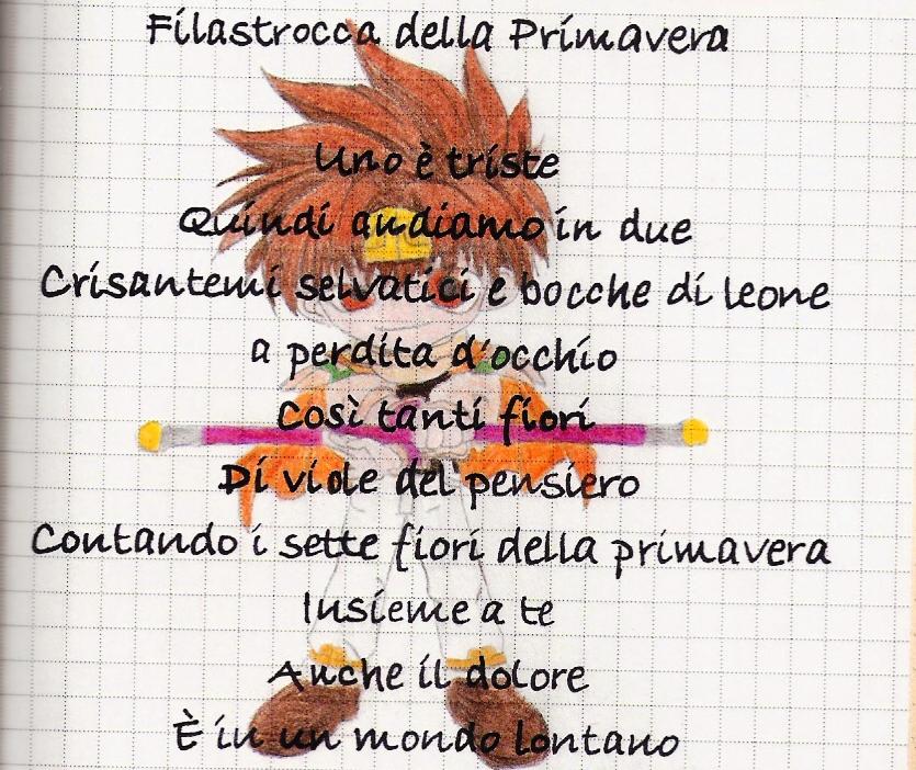 Filastrocca della Primavera by senseifan