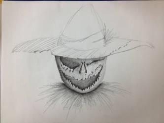 Scarecrow by zapfogldorf