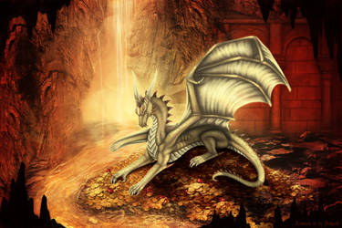 A Dragons' Hoard by Selianth
