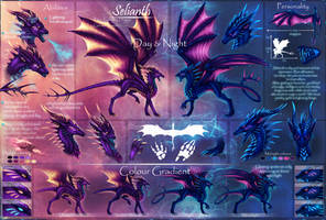 Selianth Feral Charsheet by Selianth