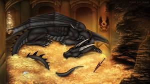 Dragons' treasure