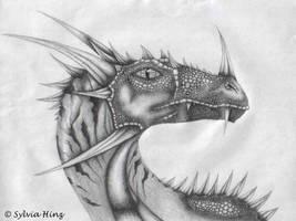 Dinosaur-Dragon by Selianth