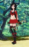 Tenue Archere/ Archergirl