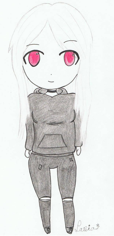 Lassia [Chibi Version OC]