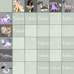 Breedables! | OPEN by Peachy-Adoptables