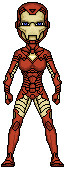 Iron Woman by Doomsday71