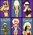 Lady GaGa by Doomsday71