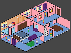 The Simpsons Home by Doomsday71
