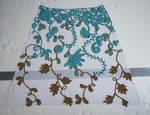 Irish crochet - sewing together