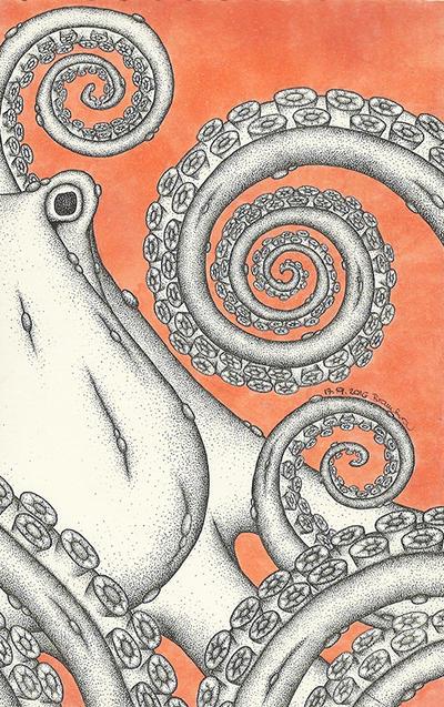 Dotctopus III by BramboraCzech