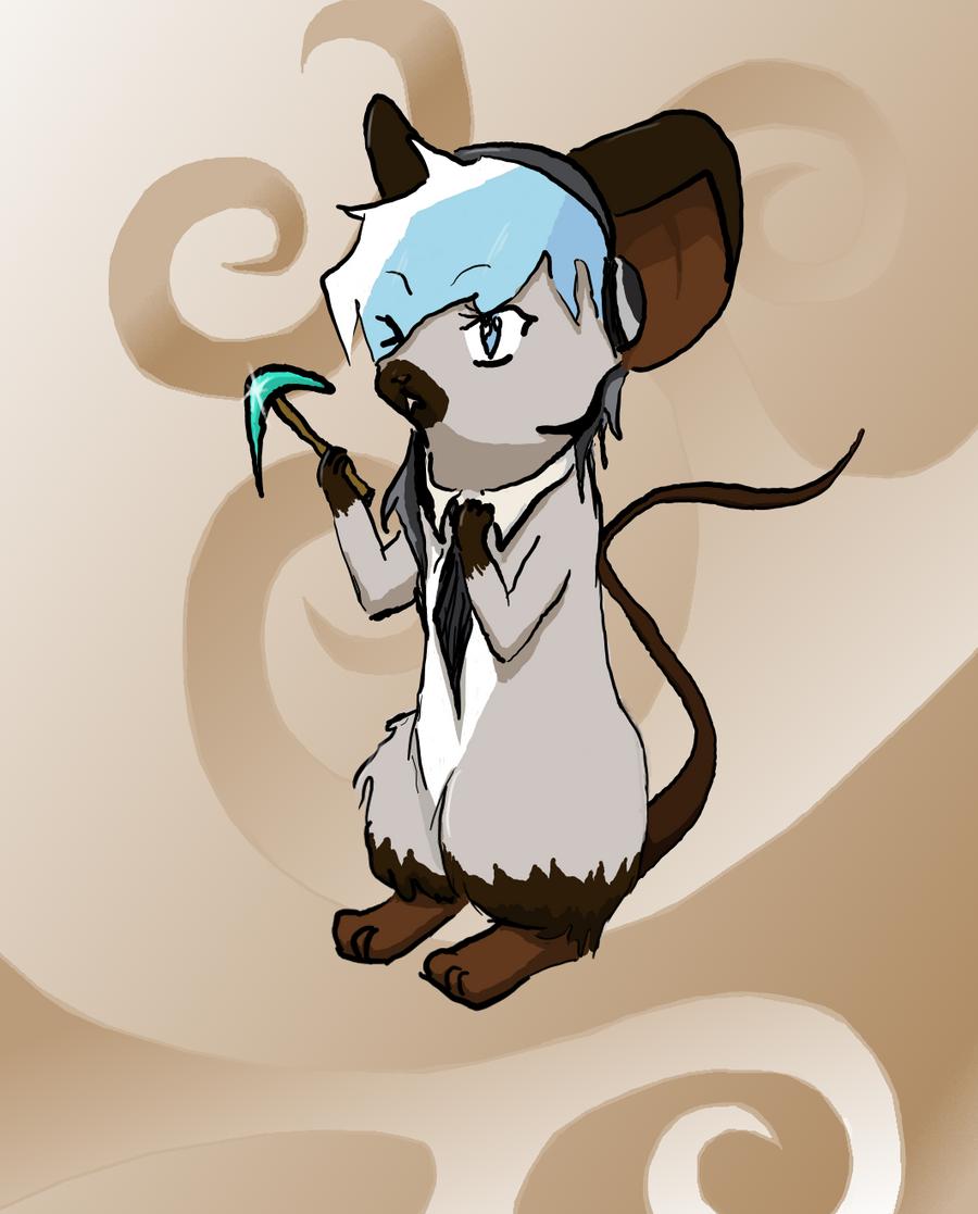 My mouse #2 by sankaritinn