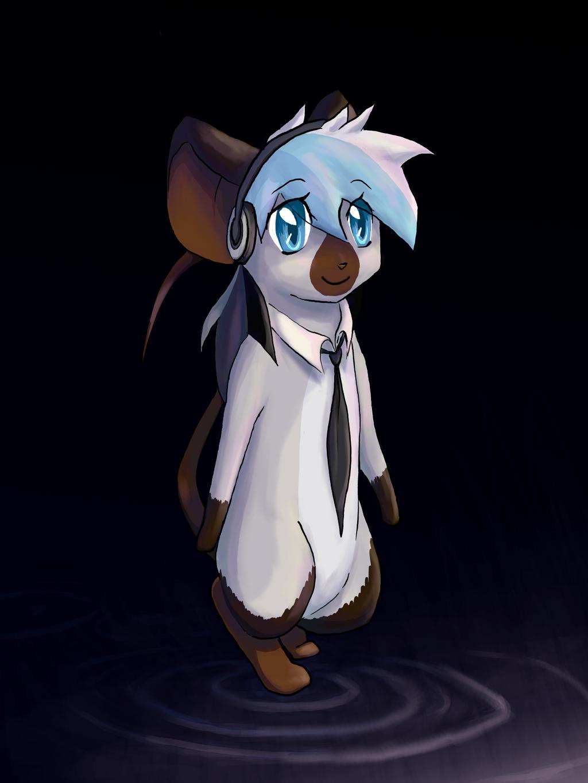 Mouse #73458 by sankaritinn