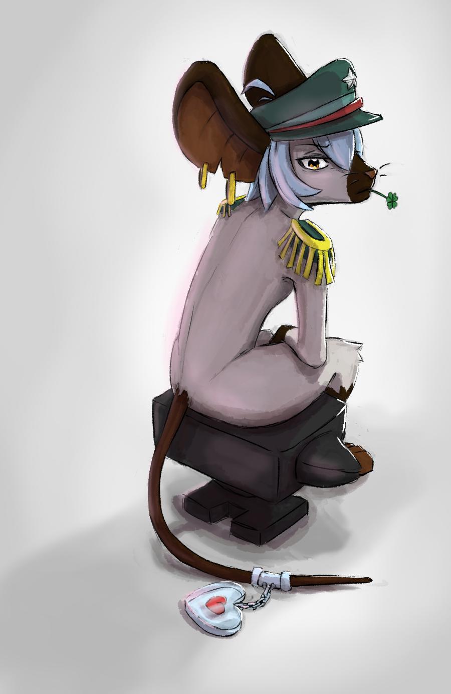 General mousey by sankaritinn