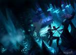 LightBlind: Drow vs Mindflayer