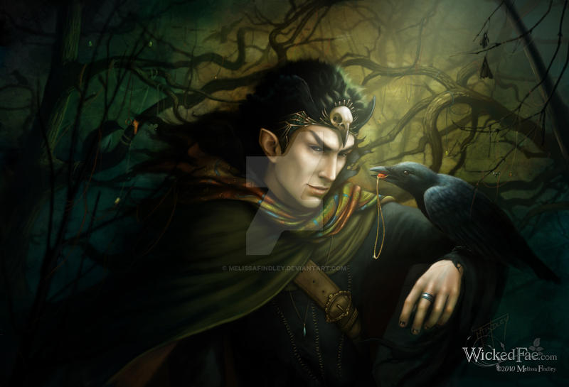 The Crow King by MelissaFindley