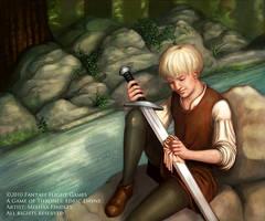 Edric Dayne - Game of Thrones