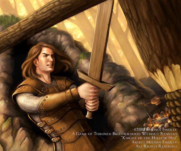 Knight of the Hollow Hill AGOT by MelissaFindley