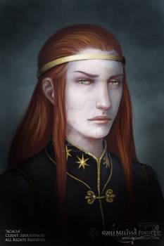 Character Portrait - Acacia