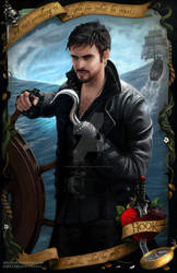 Once Upon A Time - Captain Hook