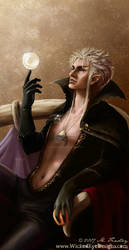 Jareth: Leather and Velvet