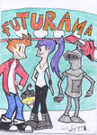 Futurama-Warped