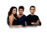 Teen Wolf - PNG