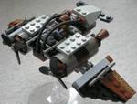 Light Steam Fighter Mk. XV (front)
