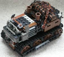 Steam Supply Carrier Mk. XVII by RRaillery