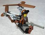 Super-Light Steam Helicopter Mk. XXVII