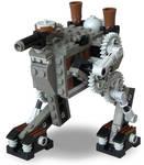 Scout Steam Bi-Walker Mk. XXXI