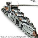 'Dreadnought' Heavy Steam Railship Mk.XXXVIII