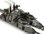'Ironclad' Double-Gauge Steam Railship Mk.XLVIII