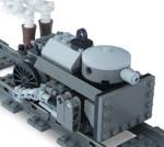'Draisine-Class' Steam Railtank Mk. LIX