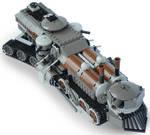 Light Steam Landship Mk. LXIII
