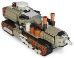 Main Battle Steam Tank Mk. XIV