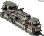 'Fortitude-Class' Heavy Railbarge Mk. LXXV