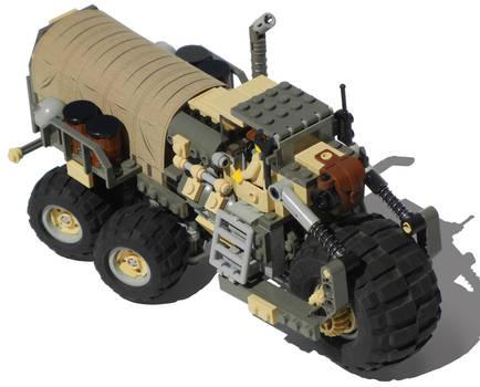 'Courser' Five-Wheeled Diesel Cargo Truck Mk. XIX