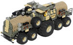 'Ox' Ten-Wheeled Diesel Cargo Truck Mk. XXIII