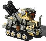 'Hog' Heavy Diesel Artillery Mk. XXV