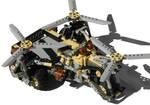 'Pegasus' Diesel Cargo Helicopter Mk.XXVII
