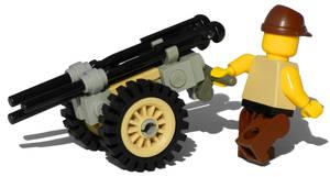 Recoilless Infantry Gun