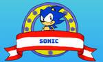 Sonic The hedgehog (Fanart) by DistantDylan2391